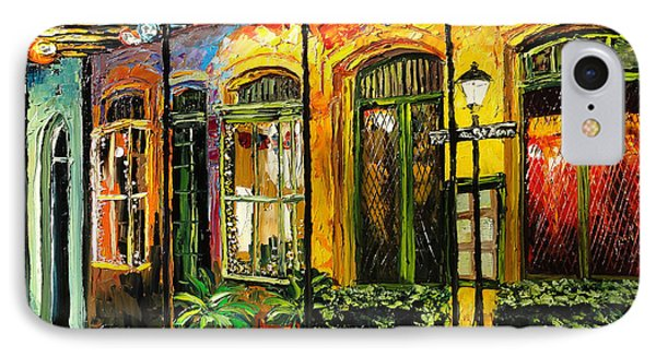 New Orleans Original Painting IPhone Case