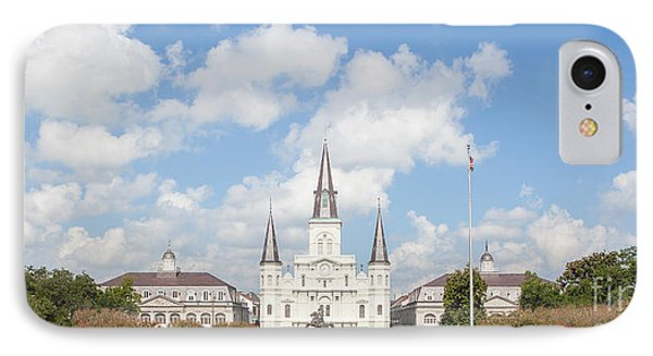 New Orleans Panorama Phone Case by Kay Pickens
