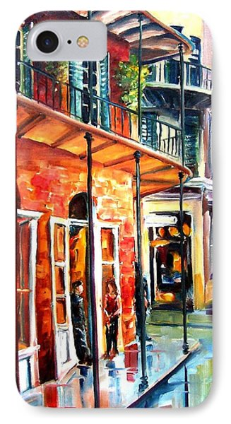 New Orleans Rainy Day Phone Case by Diane Millsap