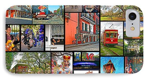 New Orleans Phone Case by Steve Harrington