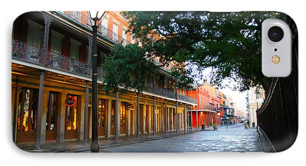 New Orleans Streets 2 IPhone Case by Ryan Burton