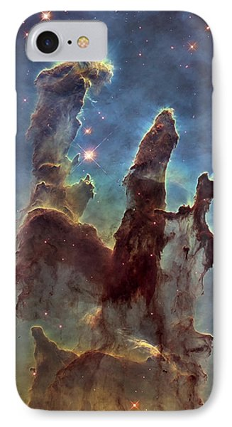 New Pillars Of Creation Hd Tall IPhone 7 Case
