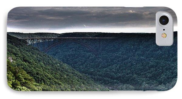 New River Bridge IPhone Case