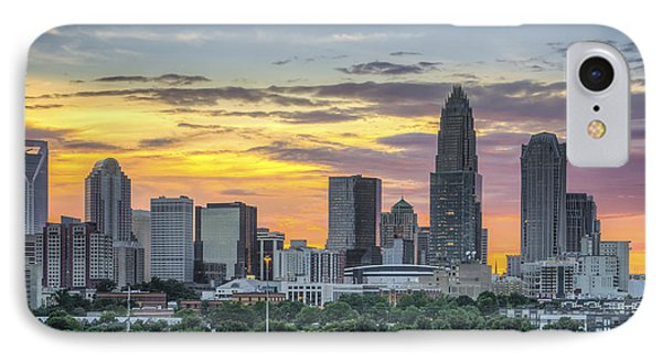 New South Summer Sunset IPhone Case by Brian Young