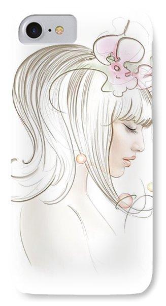 New Star IPhone Case by Anna Ewa Miarczynska