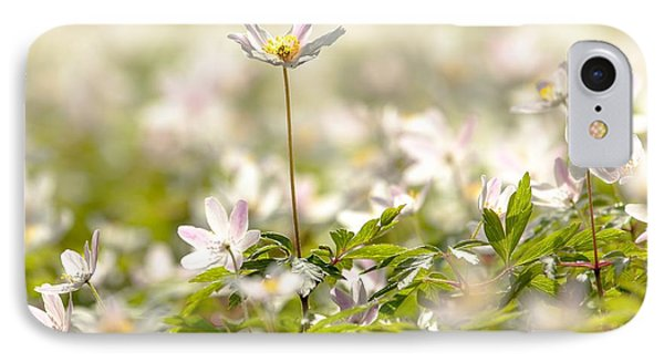 IPhone Case featuring the photograph New Time Springtime by Rose-Maries Pictures