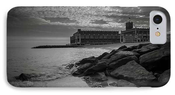 New Years Day In Asbury Park IPhone Case