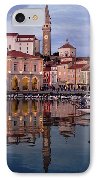 New Years Day Piran IPhone Case by Graham Hawcroft pixsellpix
