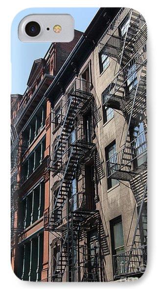 New York Apartments  IPhone Case