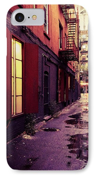 New York City Alley IPhone Case by Vivienne Gucwa