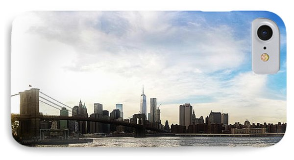 New York City Bridges IPhone Case by Nicklas Gustafsson