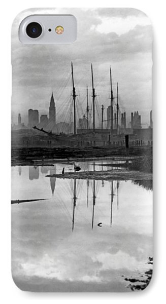 New York City From Long Island IPhone Case