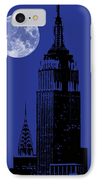 New York City IPhone Case by Gary Grayson