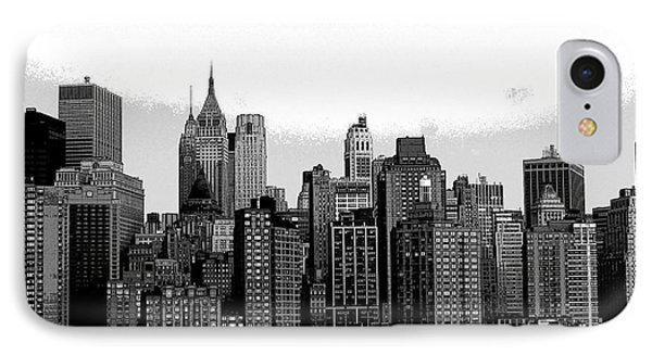 New York City Phone Case by Kathleen Struckle