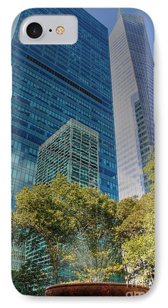 New York City Reflections IPhone Case
