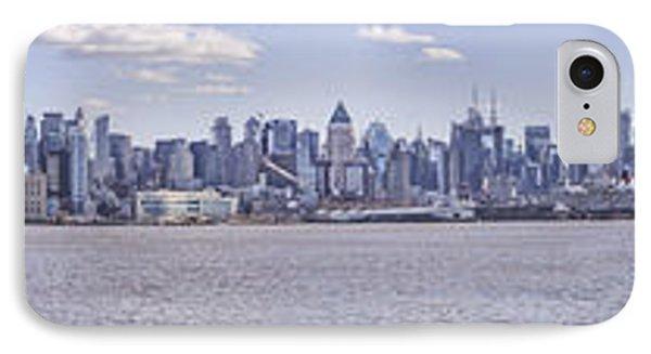 New York City Phone Case by Theodore Jones