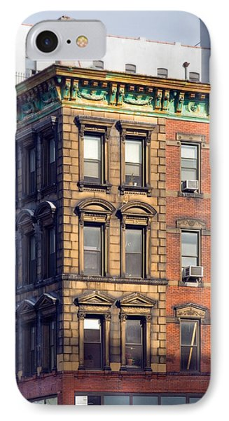 New York City - Windows - Old Charm IPhone Case by Gary Heller