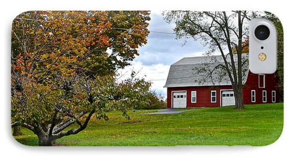 New York Farm IPhone Case