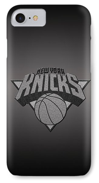 New York Knicks Phone Case by Paulo Goncalves