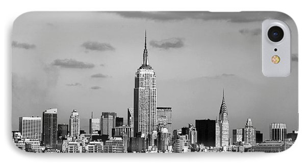 New York New York Phone Case by John Rizzuto
