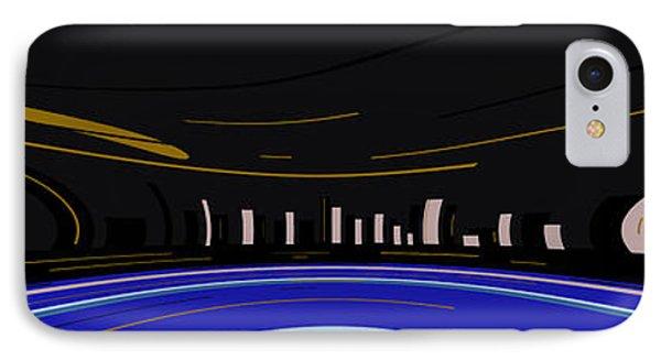 New York Sailing IPhone Case by Sir Josef - Social Critic - ART
