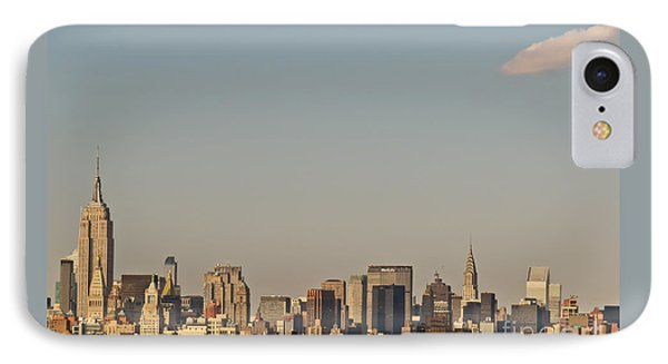 IPhone Case featuring the photograph New York Skyline by Kerri Farley