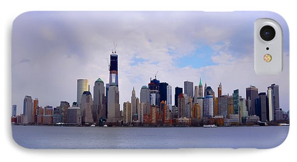 New York - Standing Tall Phone Case by Bill Cannon