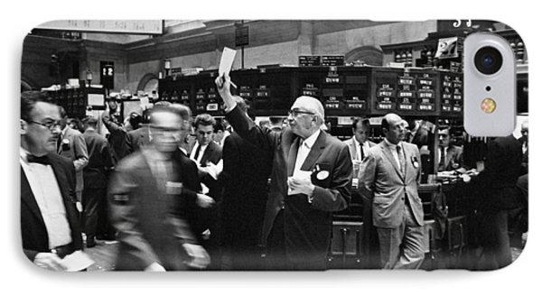 New York Stock Exchange IPhone Case
