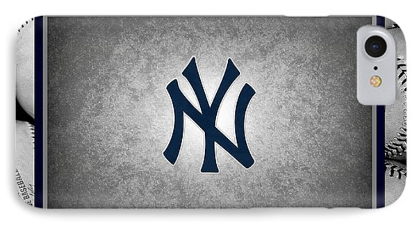 New York Yankees Phone Case by Joe Hamilton