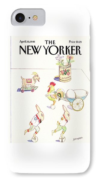New Yorker April 20th, 1981 IPhone Case