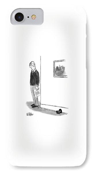 New Yorker August 19th, 1991 IPhone Case