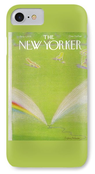 New Yorker August 7th, 1978 IPhone Case