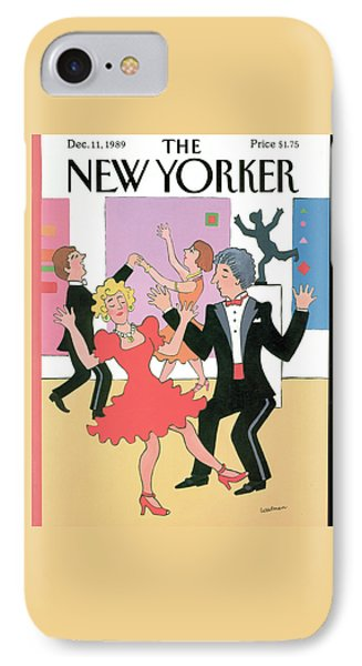 New Yorker December 11th, 1989 IPhone Case