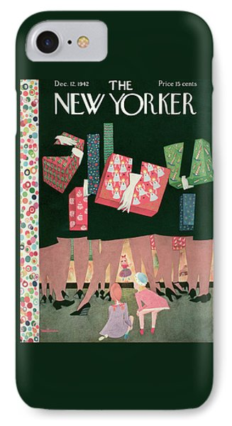 New Yorker December 12th, 1942 IPhone Case
