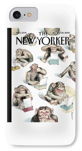 New Yorker December 23rd, 2002 IPhone Case