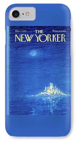 New Yorker December 3rd, 1973 IPhone Case