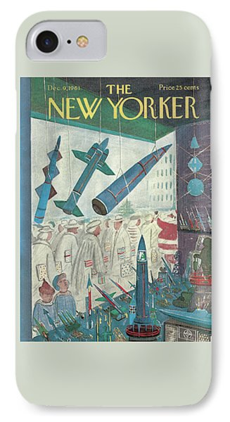 New Yorker December 9th, 1961 IPhone Case