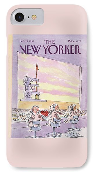 New Yorker February 17th, 1992 IPhone Case