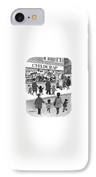 New Yorker February 17th, 1997 IPhone Case