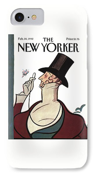 New Yorker February 24th, 1992 IPhone Case