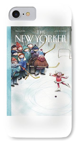 New Yorker January 13th, 2003 IPhone Case