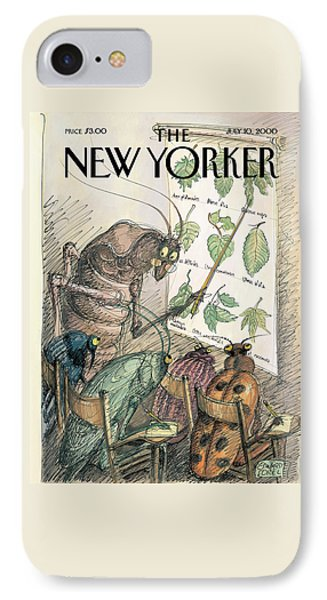 New Yorker July 10th, 2000 IPhone 7 Case