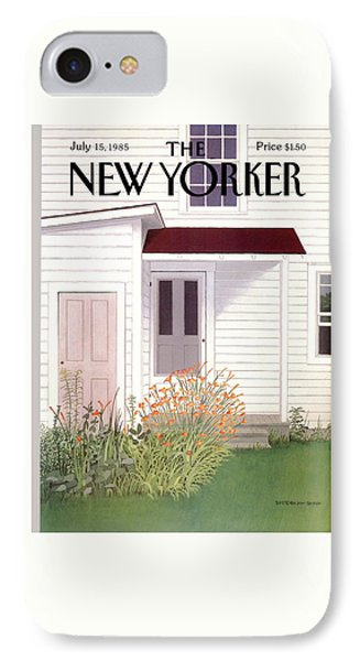 New Yorker July 15th, 1985 IPhone Case