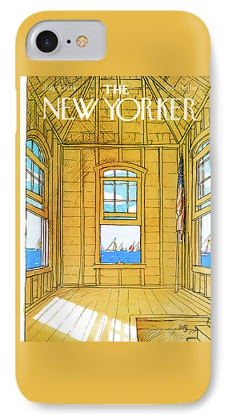 New Yorker July 2nd, 1979 IPhone Case