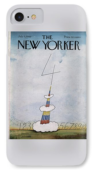 New Yorker July 5th, 1969 IPhone Case