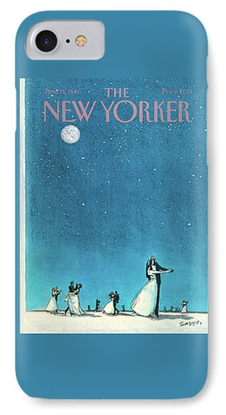 New Yorker June 15th, 1981 IPhone Case