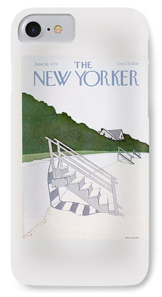 New Yorker June 18th, 1979 IPhone Case