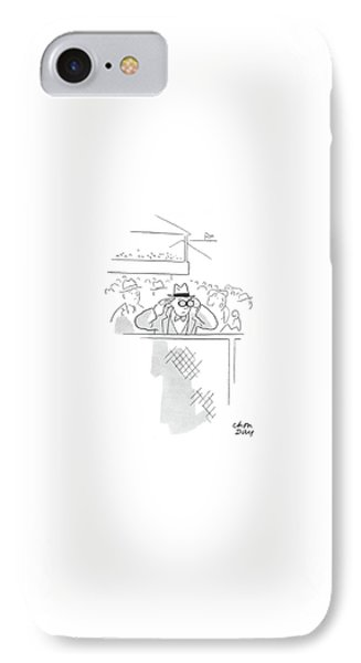 New Yorker June 20th, 1942 IPhone Case
