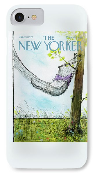New Yorker June 30th, 1975 IPhone Case