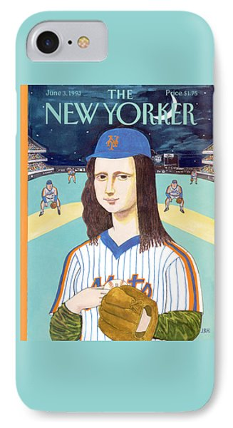 New Yorker June 3rd, 1991 IPhone Case